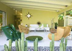 William Stewart home à Palm Springs