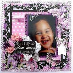 """""""Believe"""" Layout by Gillian Lester Scrapbook Blog, Scrapbooking Layouts, Scrapbook Pages, Mixed Media, Card Making, Paper Crafts, Craft Ideas, Cards, Tissue Paper Crafts"""