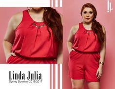 Linda Julia Verão 2017  #Moda #Plussize #LindaJulia #EuUsoLindaJulia #Summer #Verão17