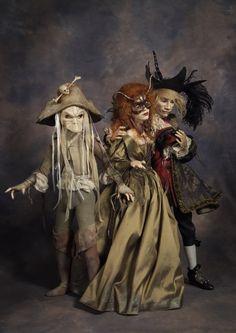 goblin masquerade