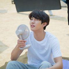 Asian Actors, Korean Actors, Hot Actors, Actors & Actresses, Pretty Boys, Cute Boys, Ahn Hyo Seop, Romantic Doctor, Boys Are Stupid