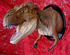 T rex!