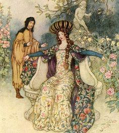 Warwick Goble Illustrations