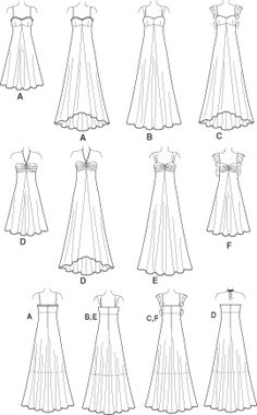 1000 Images About Patterns For Silk Nighties On Pinterest