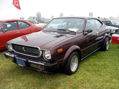 Toyota Corolla Levin - 1976