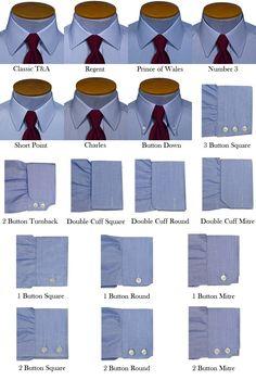 Turnbull & Asser - Collars and Cuffs