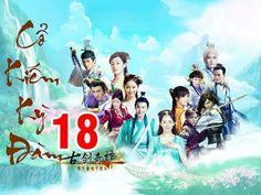Cổ Kiếm Kỳ Đàm (Swords of Legends)  Tập 18  Phim Tiên Hiệp Trung Quốc hay nhất