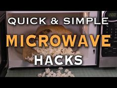 10 Clever Microwave Tips