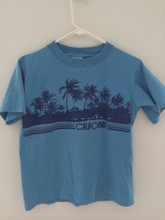 Vintage 1981 Lifestyles California T-shirt on Etsy, $25.00