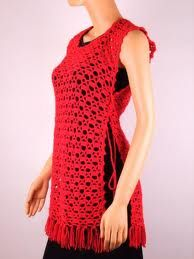 blusas tejidas a crochet caladas - Buscar con Google