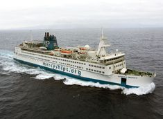 Africa Mercy the world's largest international hospital ship sailing