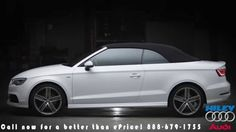 #Huntsville , AL 2014 - 2015 #Audi A3 Cabriolet Better than Mercedes and Lexus #Pelham , #AL