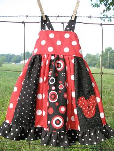 Mickey Mouse Dress!!!