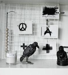 vykort, svartvita kort, svartvitt, svarta och vita, svart, vit, kors, korset, peace, peacetecken, peacetecknet, konsttryck, tavlor, prints, print, små vykort,