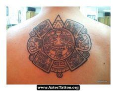 Aztec tattoo tattoos pinterest aztec and tattoo for Aztec lion tattoo meaning