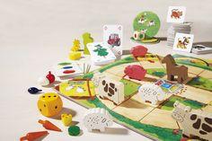 Mein erster Spieleschatz Die große HABA-Spielesammlung - Diese Spielsammlung bringt die schönsten Spielschätze zusammen! Wer hilft Bauer Bert am besten? Und wer weiß, wo sich die frechen Tiere auf der Weide versteckt haben? 10 Spielideen mit einfachen Regeln und kurzer Spieldauer ermöglichen einen gelungenen Einstieg in die Welt der Spiele. Bei klassischen, kooperativen und spannenden Brett-, Memo und Kartenspielen vergeht die Zeit wie im Flug. (ArtNr. 4278)