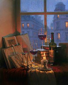 ALEXEI BUTIRSKIY  1974 \  Russian Painter
