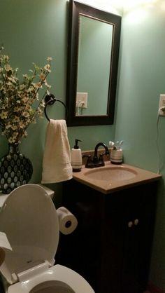 My small bathroom remodel