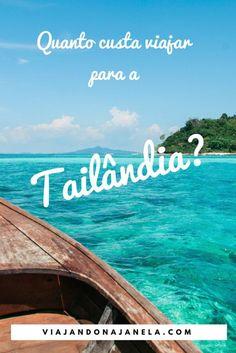 Veja neste post a descrição completa de todos os gastos de uma viagem de 21 dias pela Tailândia.