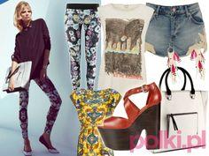 Moda wiosna 2013 - ubrania z sieciówek