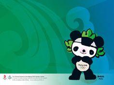 2008北京奧運會系列桌面壁紙2