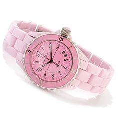 Lucien Piccard Women's Quartz Ceramic Bracelet Watch  #shopnbcFavorites