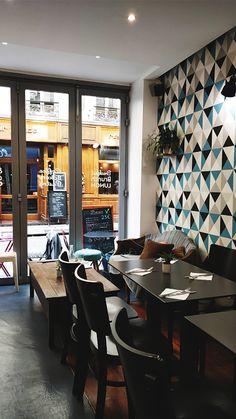 Vegan coffee shop in Paris #vegan #coffeeshop #café #Paris
