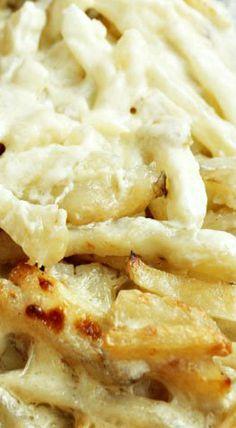 Grandma's Cream Potatoes