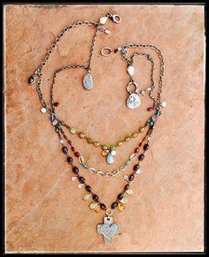 DIVINE FAITH NECKLACE | Jes MaHarry Jewelry