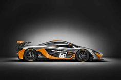McLaren P1 GTR Unveiled   Autofluence