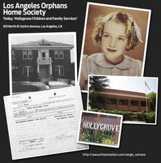 Marilyn Monroe was in orphanages and foster homes through her childhood