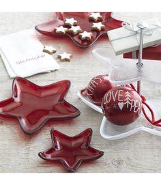 LEONARDO Sternetagere und Sternschalen Natale  #leonardoglasliebe