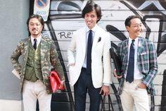 Street looks à la Fashion Week homme printemps-été 2014 de Milan, Jour2 http://www.vogue.fr/vogue-hommes/mode/diaporama/street-looks-a-la-fashion-week-homme-printemps-ete-2014-de-milan-jour-2/14034/image/781413#!9