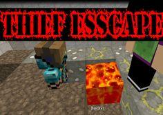 Lets Play An Adventure Map | Thief Esscape | Pt.5 w/Fox7771, OMGAdamDell
