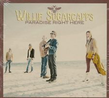 Willie Sugarcapps - Paradise Right Here (CD) - Americana/Alt.Country/Roots