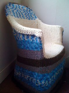 the 25 best knitted chairs images on pinterest chairs armchairs