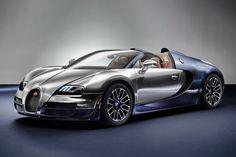 La Ettore Bugatti è l'ultima delle Veyron