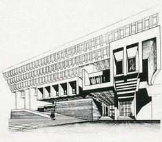 Kallmann McKinnell Knowles. Casabella 271 1963: 19