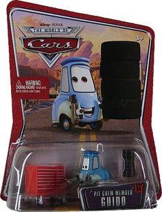 Disney Pixar Cars Character: Pit Crew Guido - http://www.autosportsart.com/disney-pixar-cars-character-pit-crew-guido - http://ecx.images-amazon.com/images/I/51iRT6AgdcL.jpg