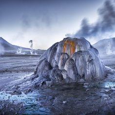 El Tatio Geysers Atacama Chile