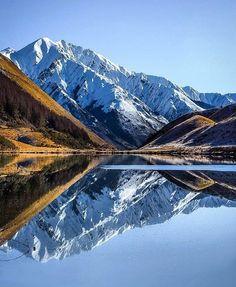 "New Zealand (@travelnewzealand) on Instagram: ""Who would you like to go exploring Lake Kirkpatrick with?  @rachstewartnz"" #NZ_lakes"