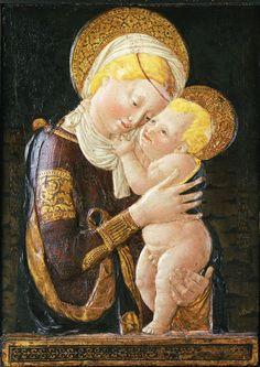 After Desiderio da Settignano  Italian, 1428-1464  Virgin and Child, c. 1450