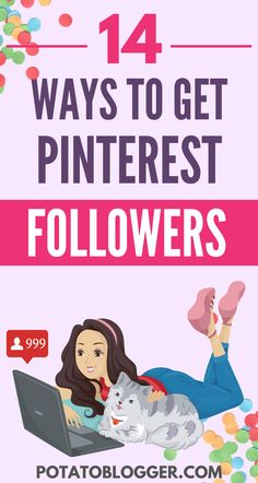 Pinterest is an amazing platform when it comes toh growing online audience. Many bloggers have gained massive followings and success on Pinterest. If you want to learn how to get followers on Pinterest, this post is for you. Here are some tips that'll help you on your way to success! #pinterest #pinterestfollowers #socialmedia #pinteresttips