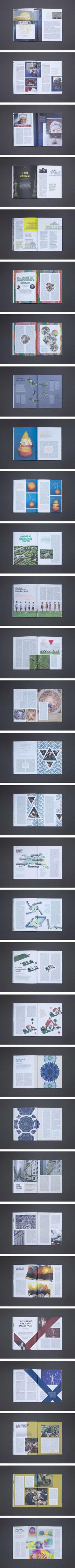 Editorial Design Served' oxygen magazine - issue 21