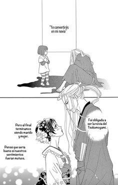 Mitsuyokon - Tsukumogami no Yomegoryou Capítulo 8 página 7 - Leer Manga en Español gratis en NineManga.com