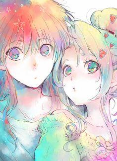 Kurama x Botan Kawaii Disney, Manga Art, Manga Anime, Anime Art, Yu Yu Hakusho Anime, Fox Boy, Yoshihiro Togashi, Character Poses, Cardcaptor Sakura