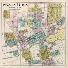 Antique  Santa Rosa (California)
