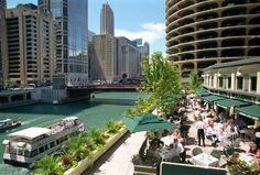Gaze up at Chicago's sweeping skyscrapers and soak up local culture at a Chicago Cubs baseball game. Take a break from fast-paced city life with a relaxed stroll by Lake Michigan.