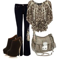 """""""Comfortable Sophistication"""" by ohmeejean on Polyvore"""