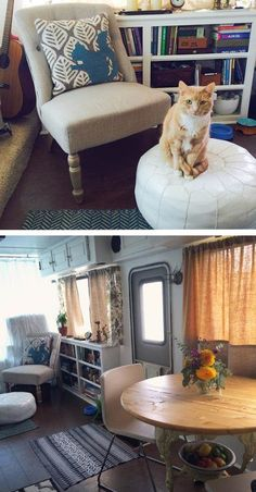 See what this RV looks like after a renovation - TODAY.com